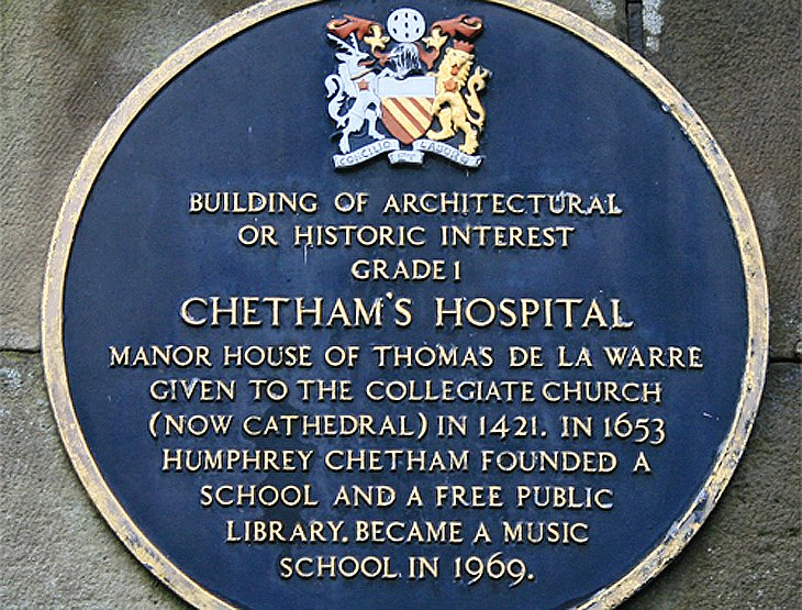 Chetham's Hospital and Library
