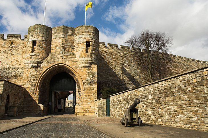 Lincoln Castle and its Magna Carta