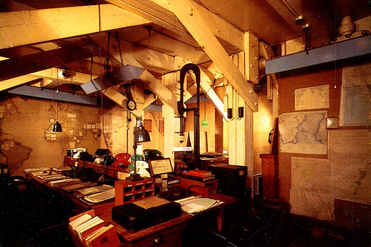 Churchill's War Rooms