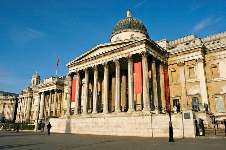 المتحف الوطني، لندن، إنجلترا