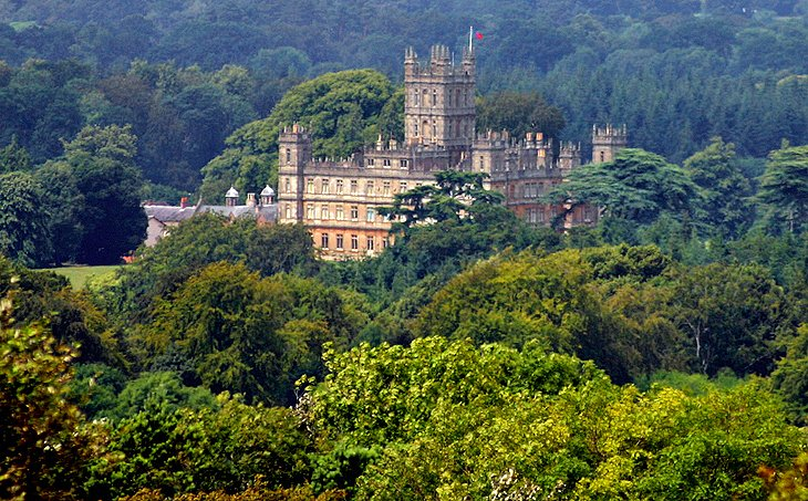 Highclere Castle: Aka Downton Abbey