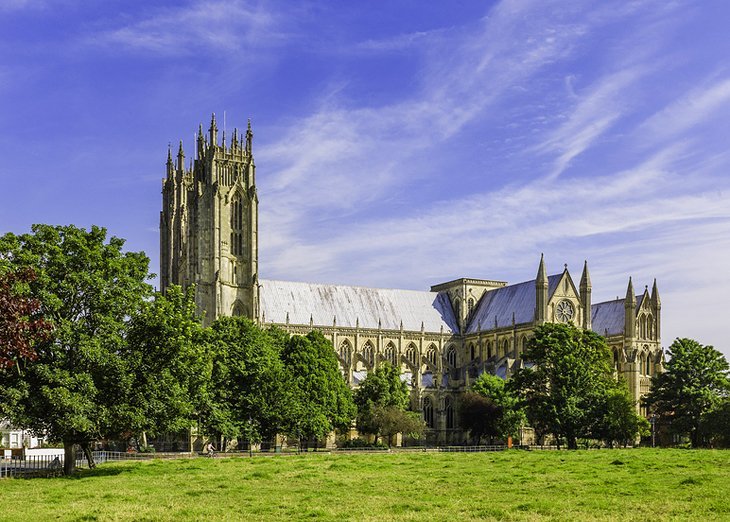 Beverley: Home to Yorkshire's other Minster