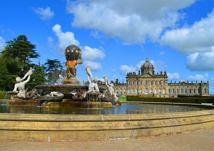 To the Manor Born: Castle Howard