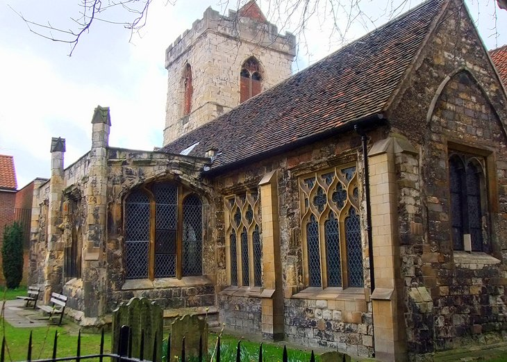 Places of Worship: Yorks Many Churches