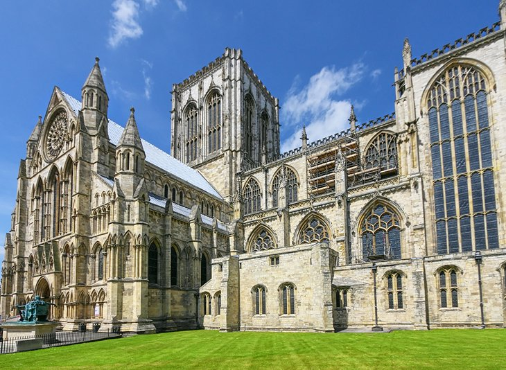 York's Magnificent Minster