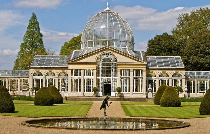 Syon House and Conservatory