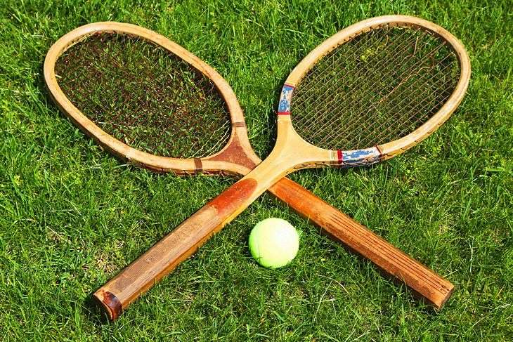 Anyone for Tennis: Wimbledon