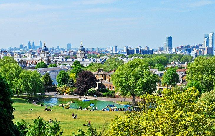 Londra Greenwich ile ilgili görsel sonucu
