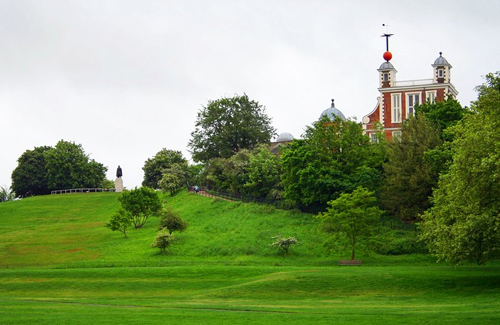 Old Royal Observatory and Flamsteed House