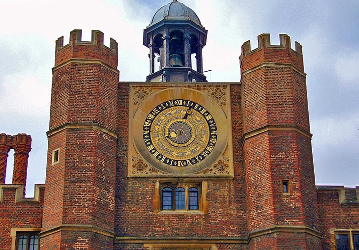 The Clock Court