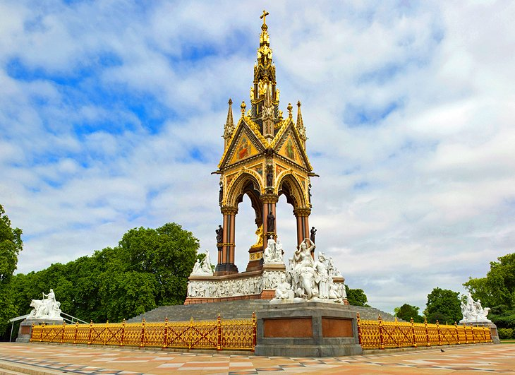 The Albert Memorial: Tribute to a Royal Romance
