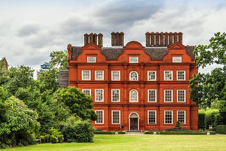 Kew Palace and the Royal Kitchens