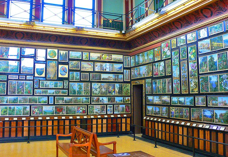 The Magnificent Marianne North Gallery