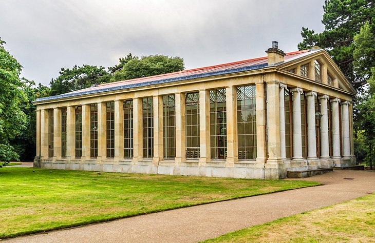 The Nash Conservatory