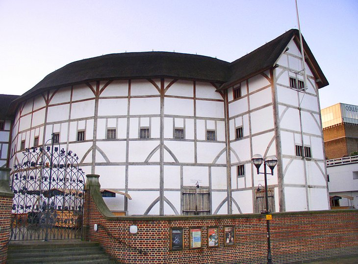 Shakespeare's Globe Theatre and Exhibition