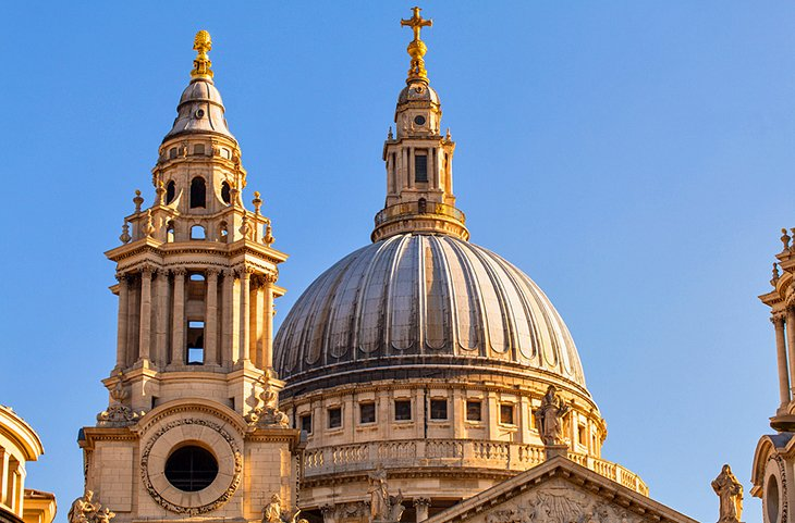 Exploring London's St Paul's Cathedral: A Visitor's Guide ...