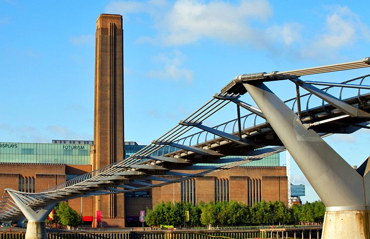 The Two Tates: Tate Britain and Tate Modern