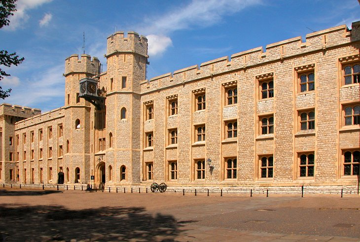 The Jewel House: Home of the Crown Jewels