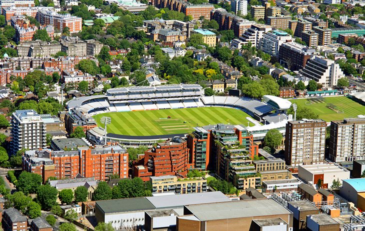 Lord's: The Home of Cricket