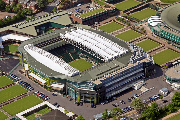 All England Lawn Tennis Club Tours