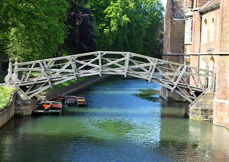 Queens' College and the Mathematical Bridge