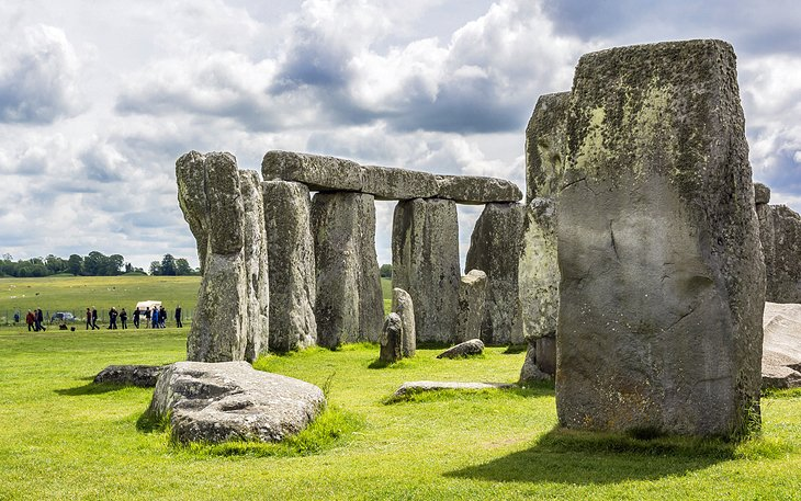 Ancient Stonehenge and Medieval Salisbury