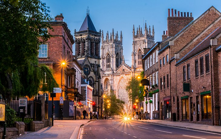 Medieval York and its Minster