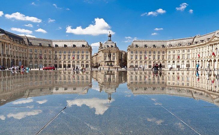 Palais de la Bourse, Bordeaux