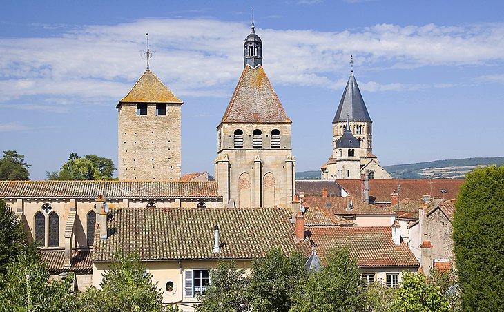 Cluny, Burgundy