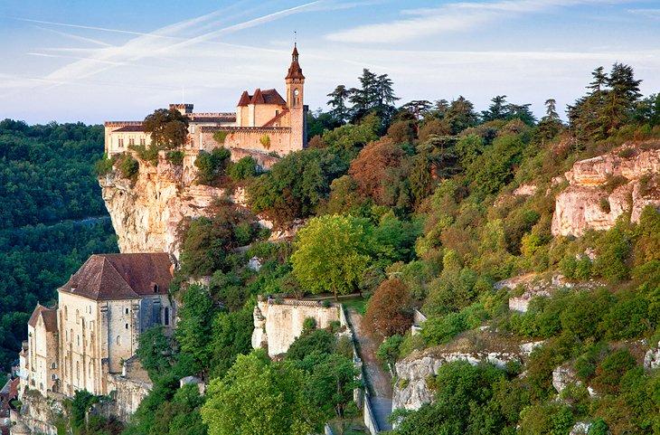 Rocamadour: A Medieval Pilgrimage Destination