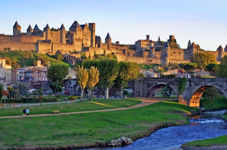 Carcassonne, Aude: tourism & sightseeing
