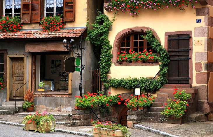 Top Rated Alsace Villages And Medieval Towns Planetware
