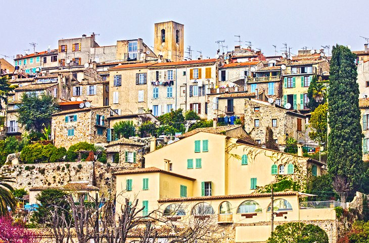 Day Trip to the Ancient Hilltop Village of Biot