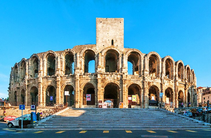 11 Top Tourist Attractions in Arles Easy Day Trips PlanetWare