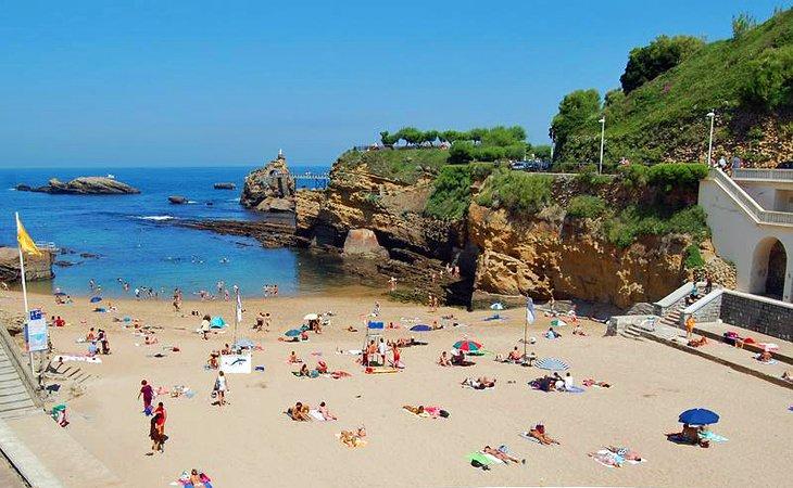 10 лучших пляжей Франции