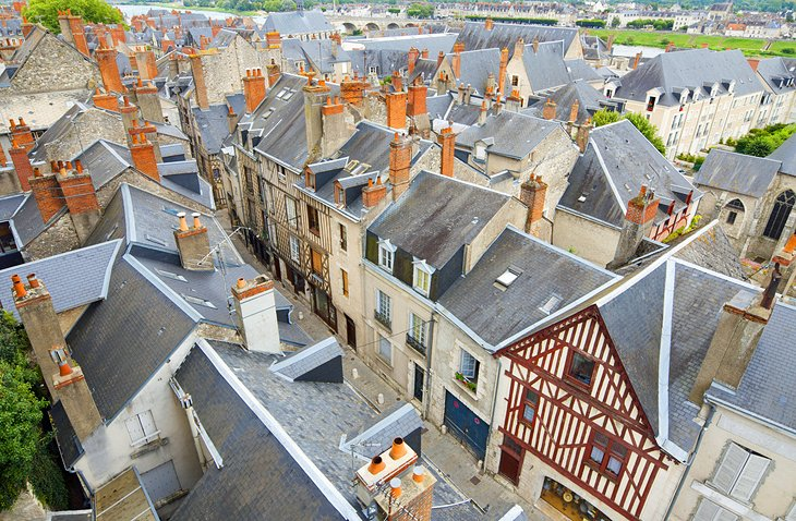 10 TopRated Tourist Attractions in Blois – St Louis Tourist Map