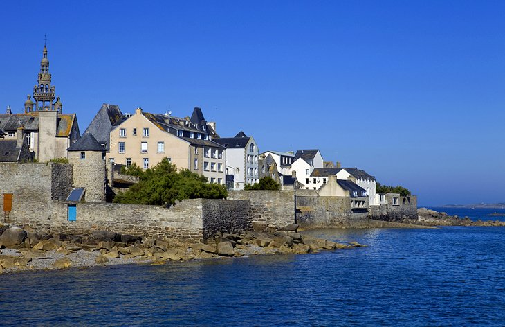 Roscoff and Île de Batz