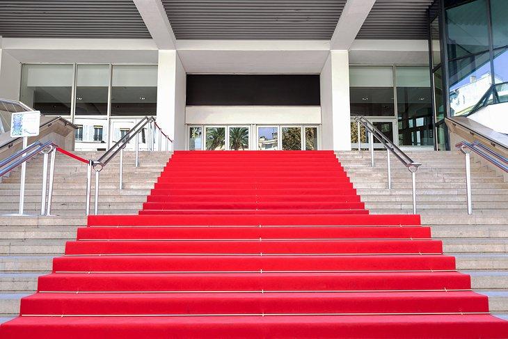 Cannes Film Festivali Kırmızı Halı
