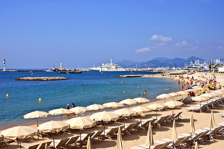 Cannes Plajları