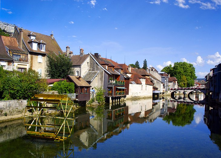 Ornans France  city pictures gallery : 14 Top Rated Tourist Attractions in French Jura | PlanetWare