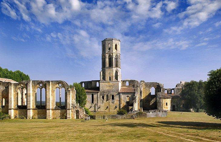Abadía de Sauve-Majeure