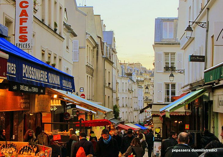 Latin Quarter Paris Top Attractions Tours Nearby Hotels - Paris map quarters