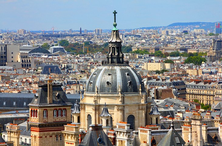 Latin quarter paris 15 top attractions tours nearby for Hotel sorbonne paris