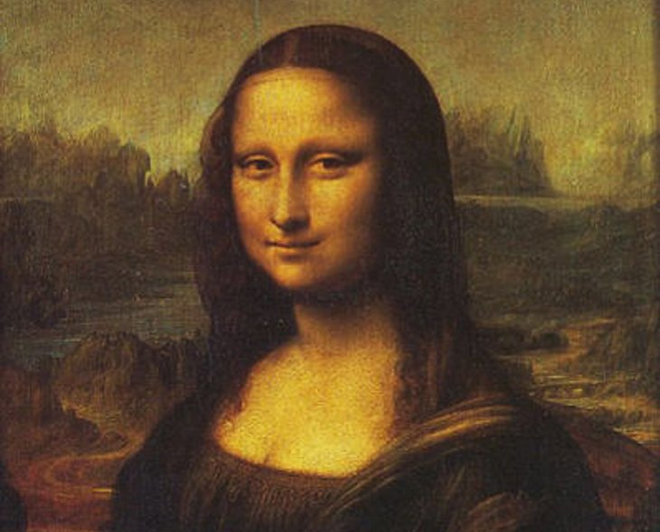 Mona Lisa by Leonardo da Vinci (Denon Wing, Room 6)
