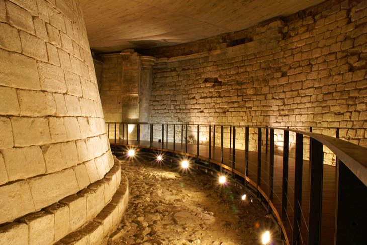 The Medieval Louvre: Foundations of the Palace