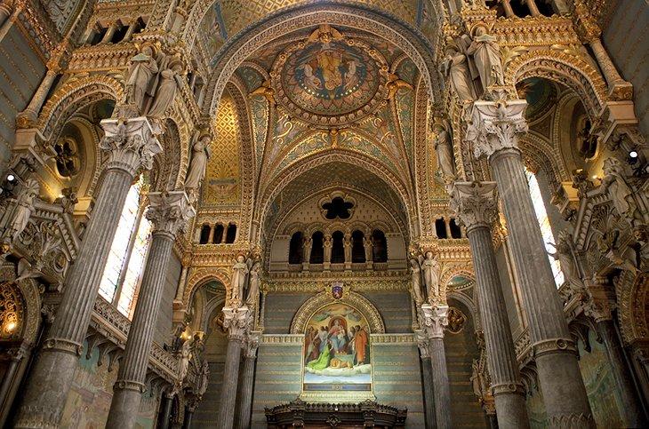 Basílica de Notre-Dame de Fourviere