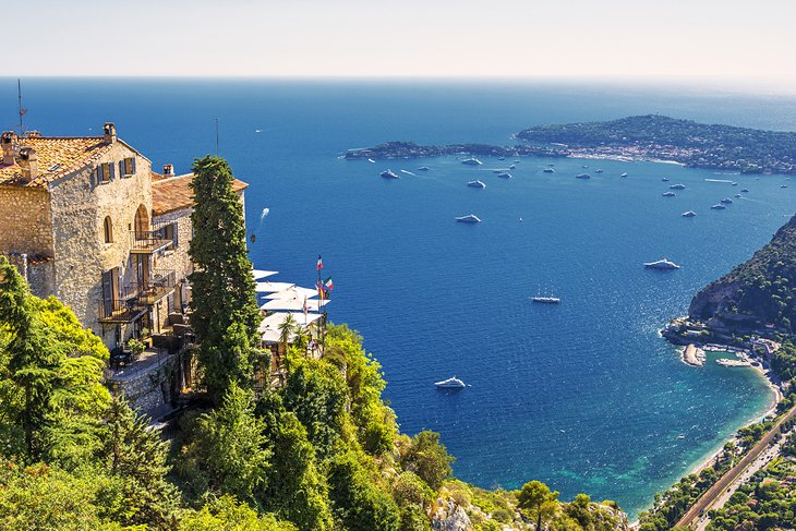 Eze and Other Perched Villages