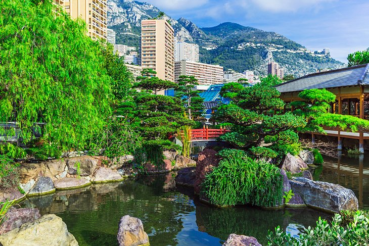 17 top tourist attractions in monaco easy day trips for Jardin japonais monaco