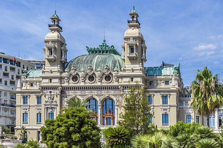 Opéra de Monte-Carlo (Salle Garnier)
