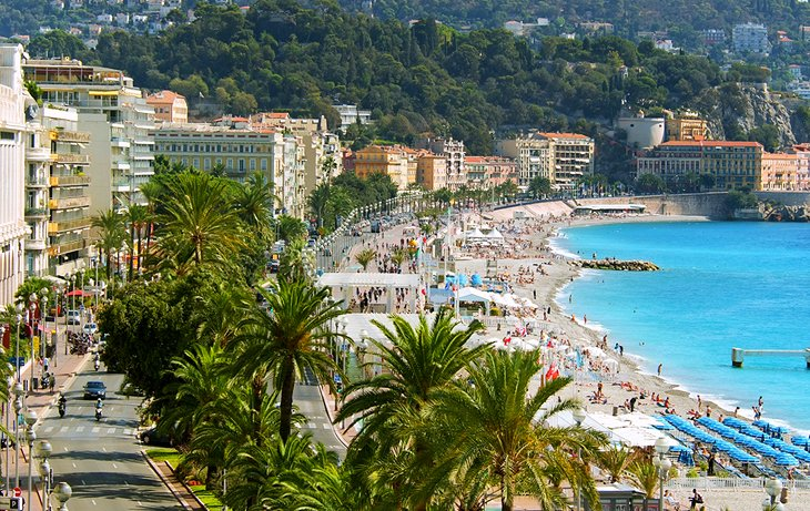 10 TopRated Tourist Attractions in Nice – Tourist Map Of Nice France